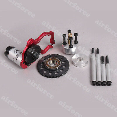 Fixed Wing Electric Starter for DLE30/DLE 35RA/EME 35 Gas Engine RC Model IN US