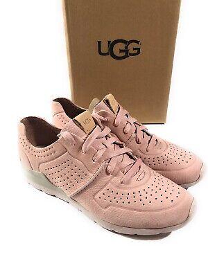 UGG Tye Quartz Pink Nubuck Leather