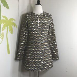 e12b1df67f0e Zara Trafaluc Romper Long Sleeve Dress Size Small