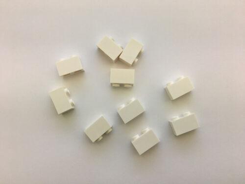 LEGO® Brick 1 x 2 White Part No 3004 x 10 Items