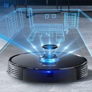 Laser-robot-aspirateur-laveur-Proscenic-M7-Pro-Alexa-nettoyeur-App-mur-virtuel