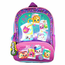 "Shopkins Backpack 16"" Cute SPK selfie Large School Bag for Kids - Pink"