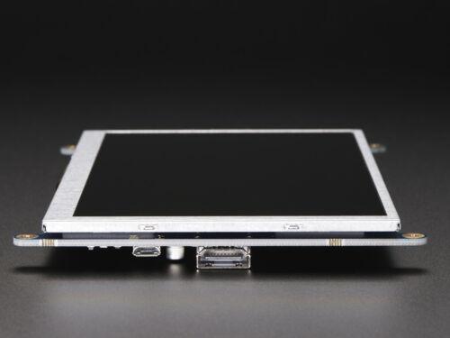 "Adafruit HDMI 7/"" 800x480 Display Backpack ohne Touch z.B 2406 für Raspberry Pi"