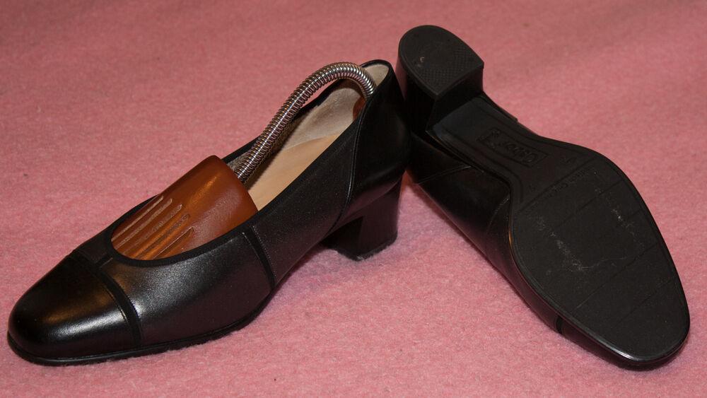 GABOR ♥ Pumps ♥ Schuhe ♥ Gr. 5  / schwarz 38 ♥ *NEUwertigst* ♥ schwarz / ♥ Leder bequem 9ba007
