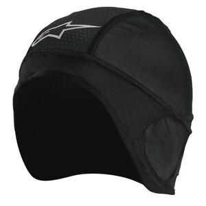21b54d1afebe9 La imagen se está cargando ALPINESTARS-casco-cabeza-gorro-negro-para-casco -de-