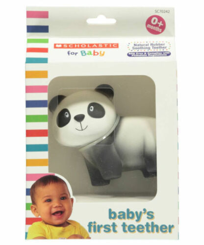 Scholastic Baby/'s First Teether Panda