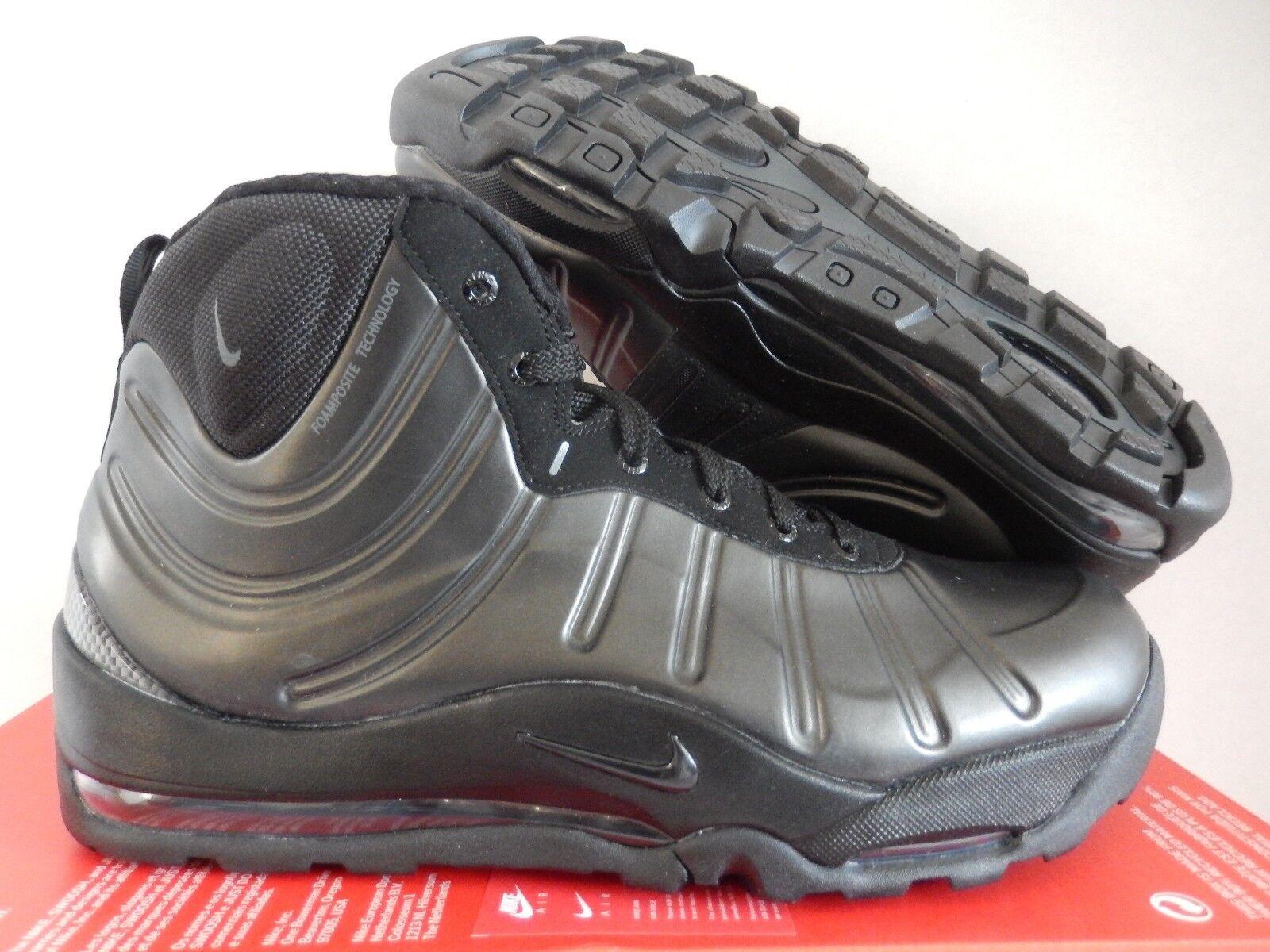 Bota Nike Air Bakin compuesto Negro-anthracite-Negro-Negro reducción reducción Negro-anthracite-Negro-Negro de precios nuevos zapatos para hombres y mujeres, el limitado tiempo de descuento 483d0e