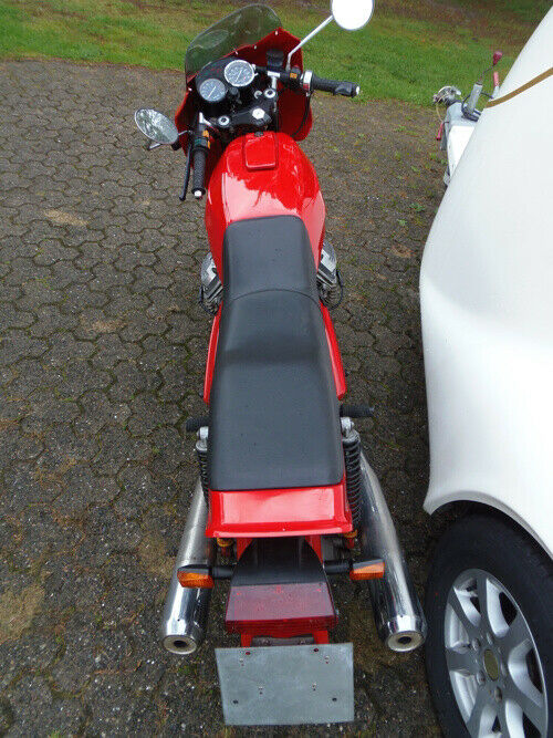 Moto Guzzi 350 Imola