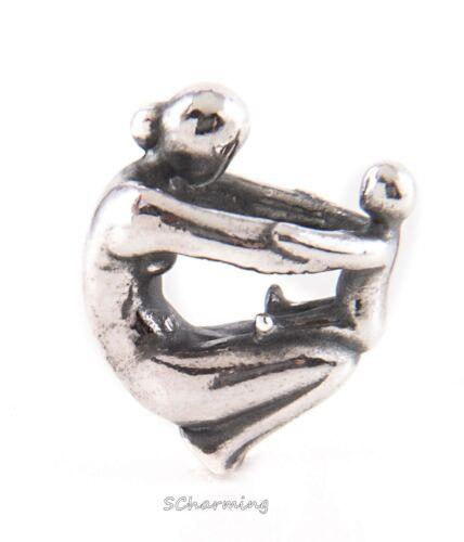 Authentic Trollbeads Silver Grandma 11530