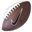 thumbnail 6 - NEW Nike Virginia Cavaliers UVA White Panel Autograph Football NEW IN BOX !
