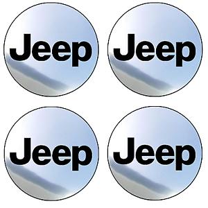4-adhesifs-stickers-JEEP-chrome-40-a-100-MM-pour-centre-de-jantes