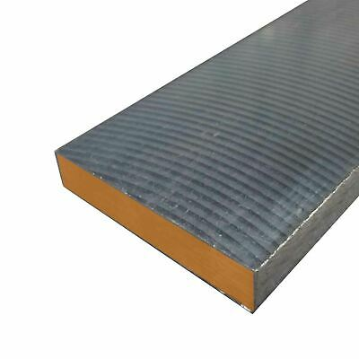3//16 Wall Thickness Extruded 1-1//4 Leg Lengths T6 Temper Equal Leg Length 6061 Aluminum Angle Unpolished 60 Length Finish Rounded Corners Mill