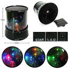 Romatic Cosmos Star Master Projector LED Starry Night Sky Light Lamp Kids Gift