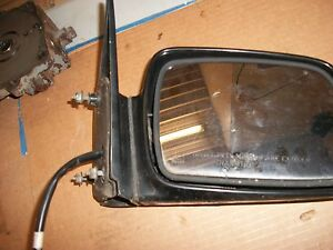1995 jeep grand cherokee passenger side door mirror. Black Bedroom Furniture Sets. Home Design Ideas
