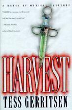 Harvest by Tess Gerritsen (1996, Hardcover)
