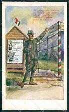 GdF Guardia di Finanza Militari Didone cartolina KF0200
