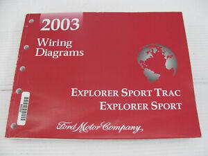 2003 Ford Workshop Repair Manual. Electric Wiring Diagrams ...