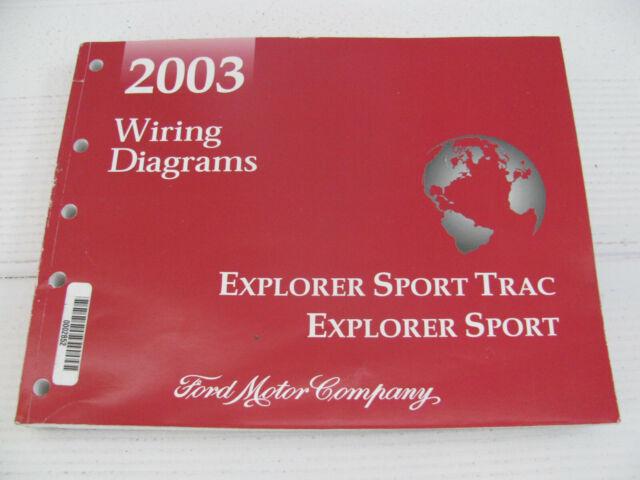 2003 Ford Workshop Repair Manual  Electric Wiring Diagrams