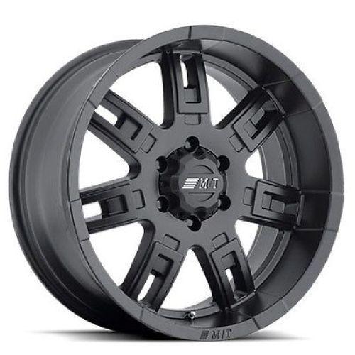 6x5.5; BS 5 Mickey Thompson 90000019421 Sidebiter II 20 x 9 Wheel; BC