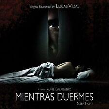 MALVEILLANCE (MIENTRAS DUERMES) - MUSIQUE DE FILM - LUCAS VIDAL (CD)