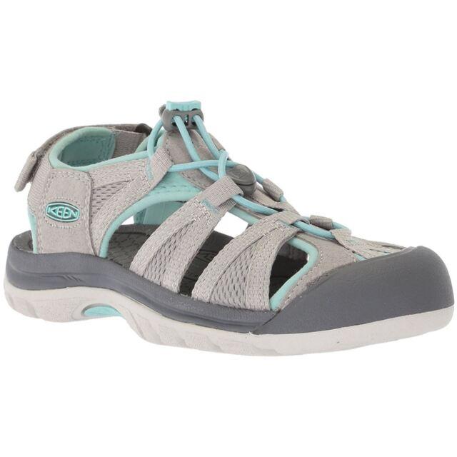 668794e7cf7 Keen Venice II H2 Paloma Pastel Turquoise Womens Slip-On Hiking Sandals