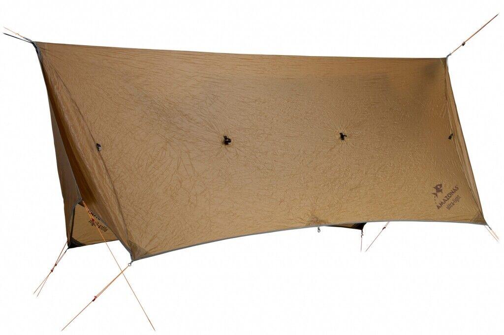 Amazonas Tarp Adventure Wing  wasserdicht Regendach Sonnensegel Schutz ...