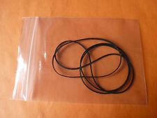 PIONEER CT-W502R//CT-W601R//CT-W602R//CTW502R//CTW601R//CTW602R  BELT KIT 4 belts