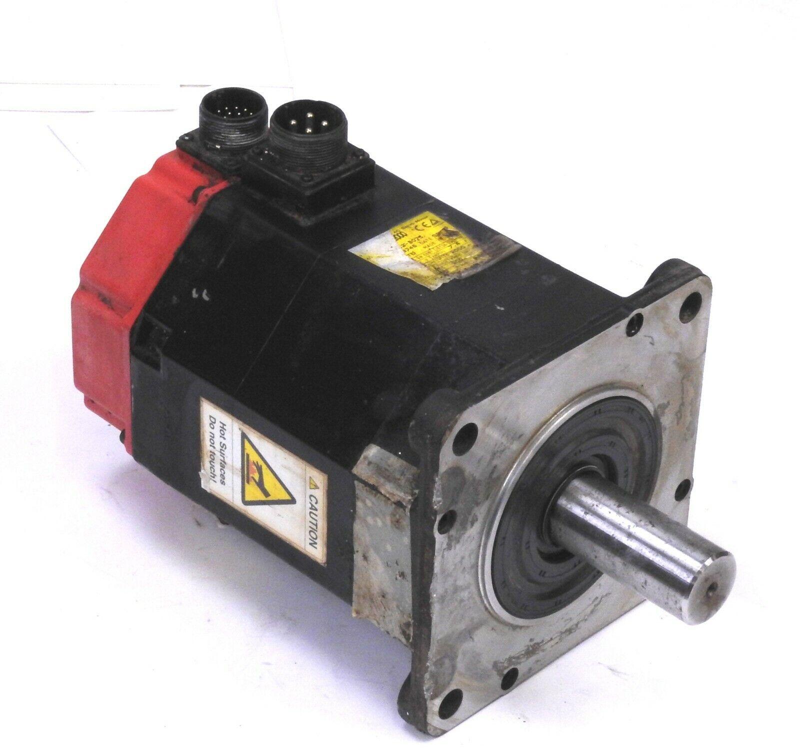 Fanuc Servo Motor α12/200 A06B-0142-B075