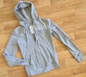 Ingear Casual Cardigan Sweater Zip-Up Hooded Hoodie Pullover Sweatshirt Jacket