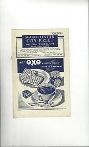 Manchester-City-v-Arsenal-Football-Programme-1947-48