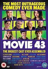 MOVIE 43  (Hugh Jackman) - DVD - REGION 2 UK