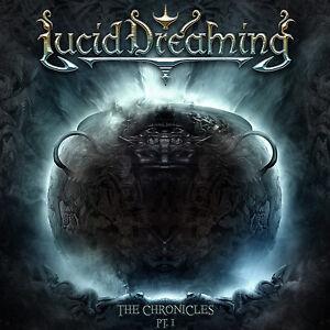 LUCID-DREAMING-The-Chronicles-Pt-I-CD-2013-Power-Metal-Elvenpath-NEW