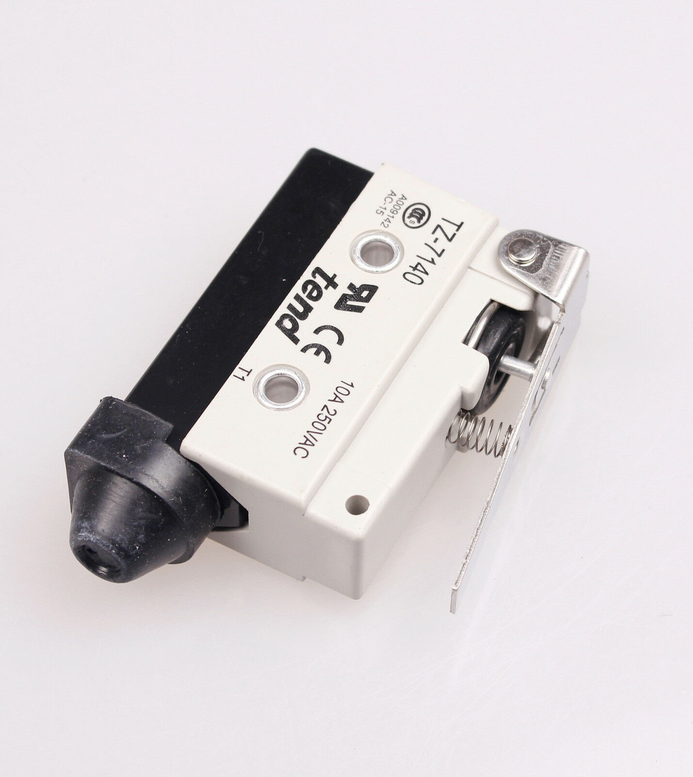 AC 380V 10A Hinge Lever Type SPDT Snap Action Limit Switch TZ-7140