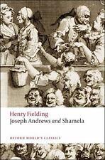 Joseph Andrews and Shamela Oxford World's Classics