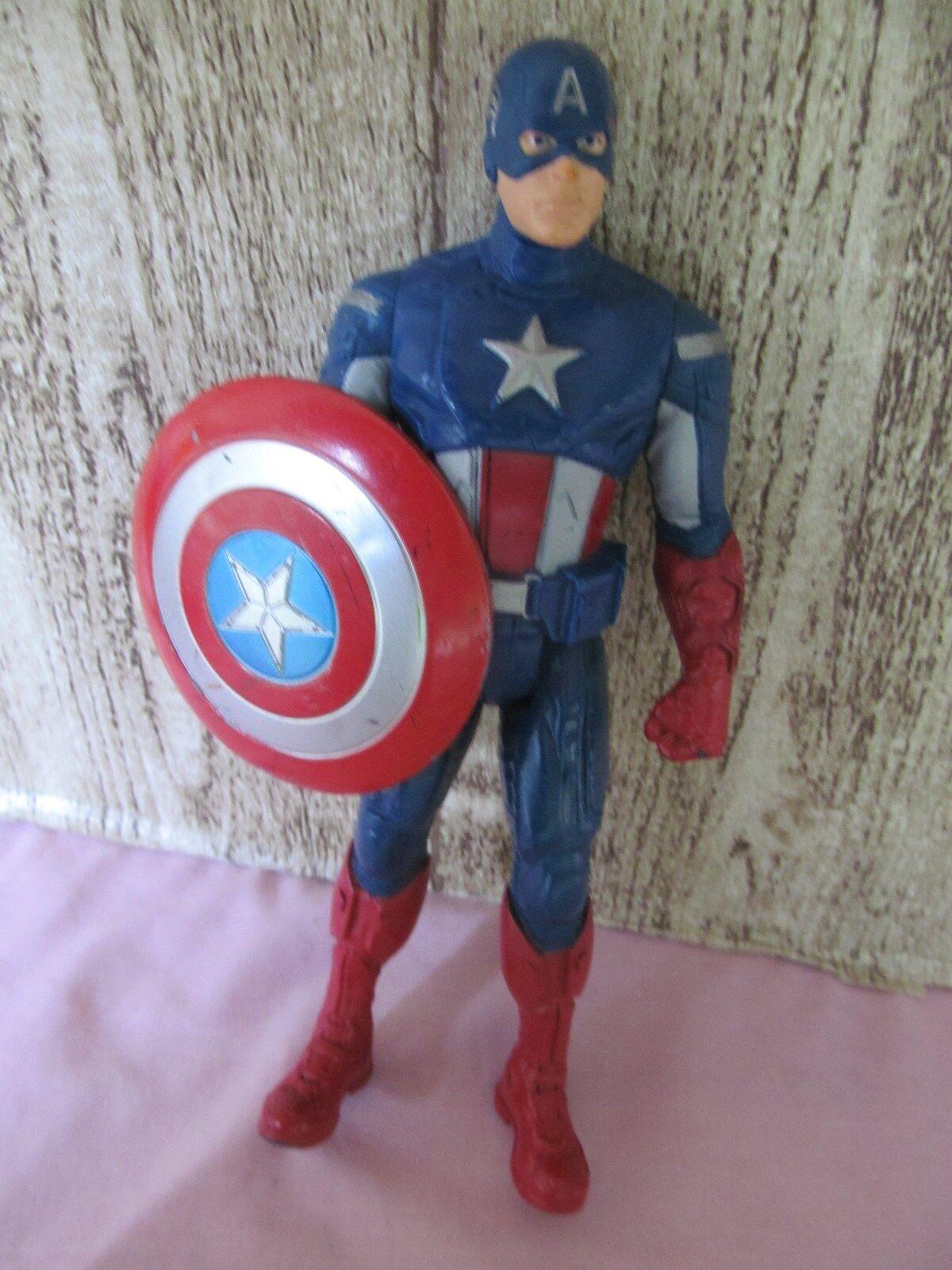 Marvel Universe - Captain America 7.5