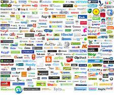 100 Web 2.0/Social Network/Social Media Backlinks to Your Website - Google SEO