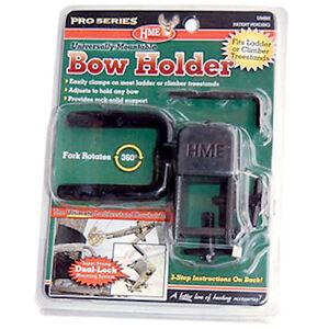Hme Universally-mountable Bow Titulaire-untable Bow Holder Afficher Le Titre D'origine