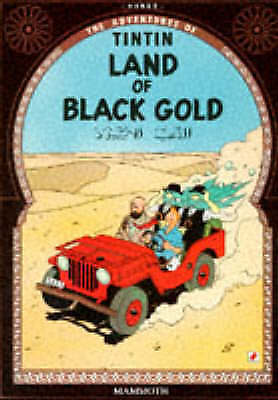 Land of Black Gold-ExLibrary