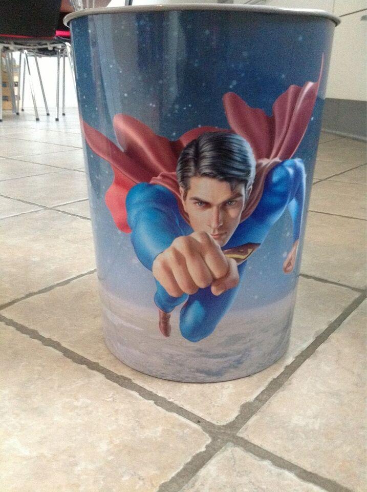 Andet legetøj, Supermand