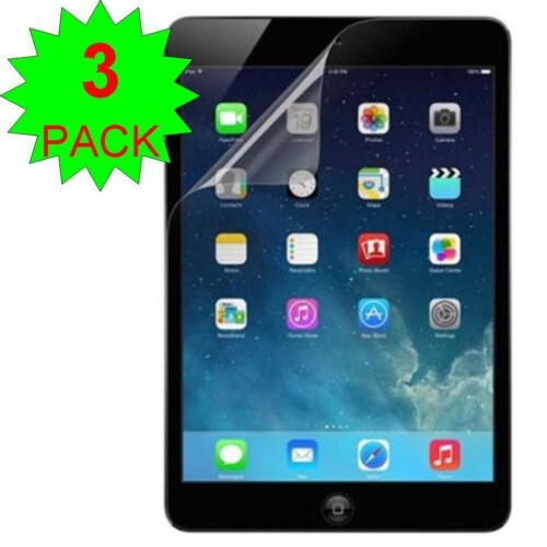 3 Anti-glare Matte Screen Protector Film Cover Guard Shield Apple iPad Air 2 KIT