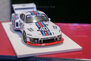 Porsche 935 N ° 40 Martini Racing 24h Du Mans 1976 1/43 Début N Spark