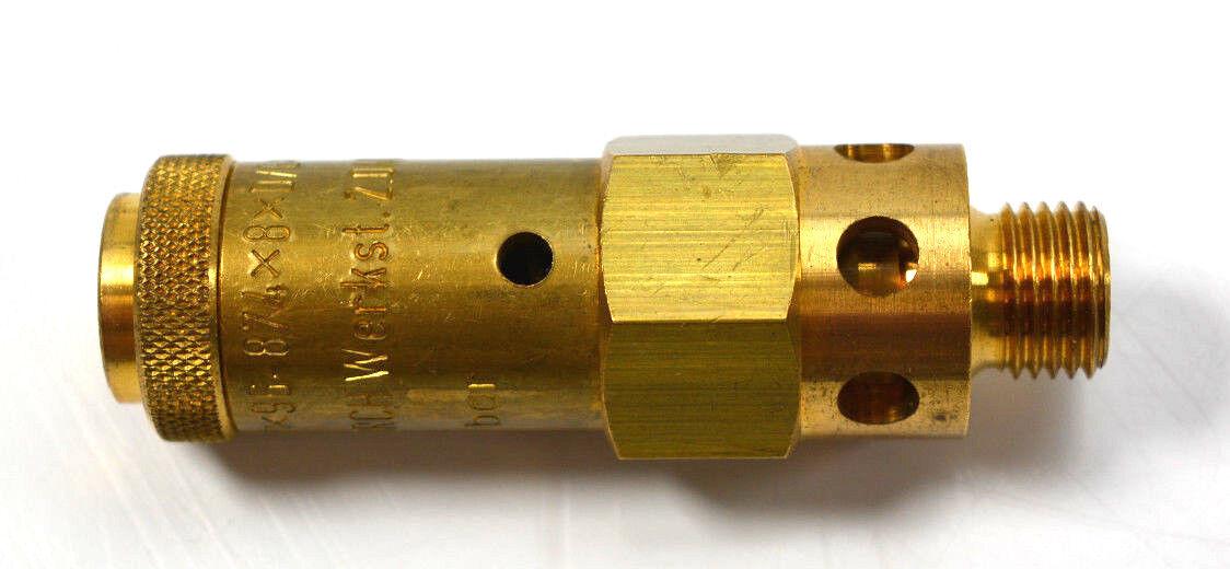 Lorch Soupape de sécurité SV SV SV 96-874 X 8xd/gx0, 44x 2.0401 4,0 Bar 9dfe25