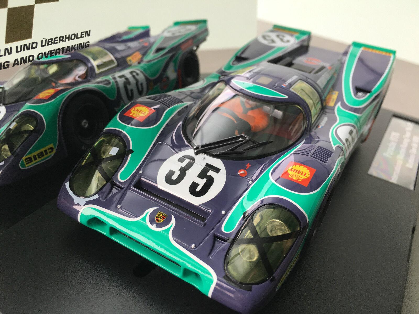 Carrera Digital 124 23807 Porsche 917 Martini Racing Team   No. 35   Watkins New