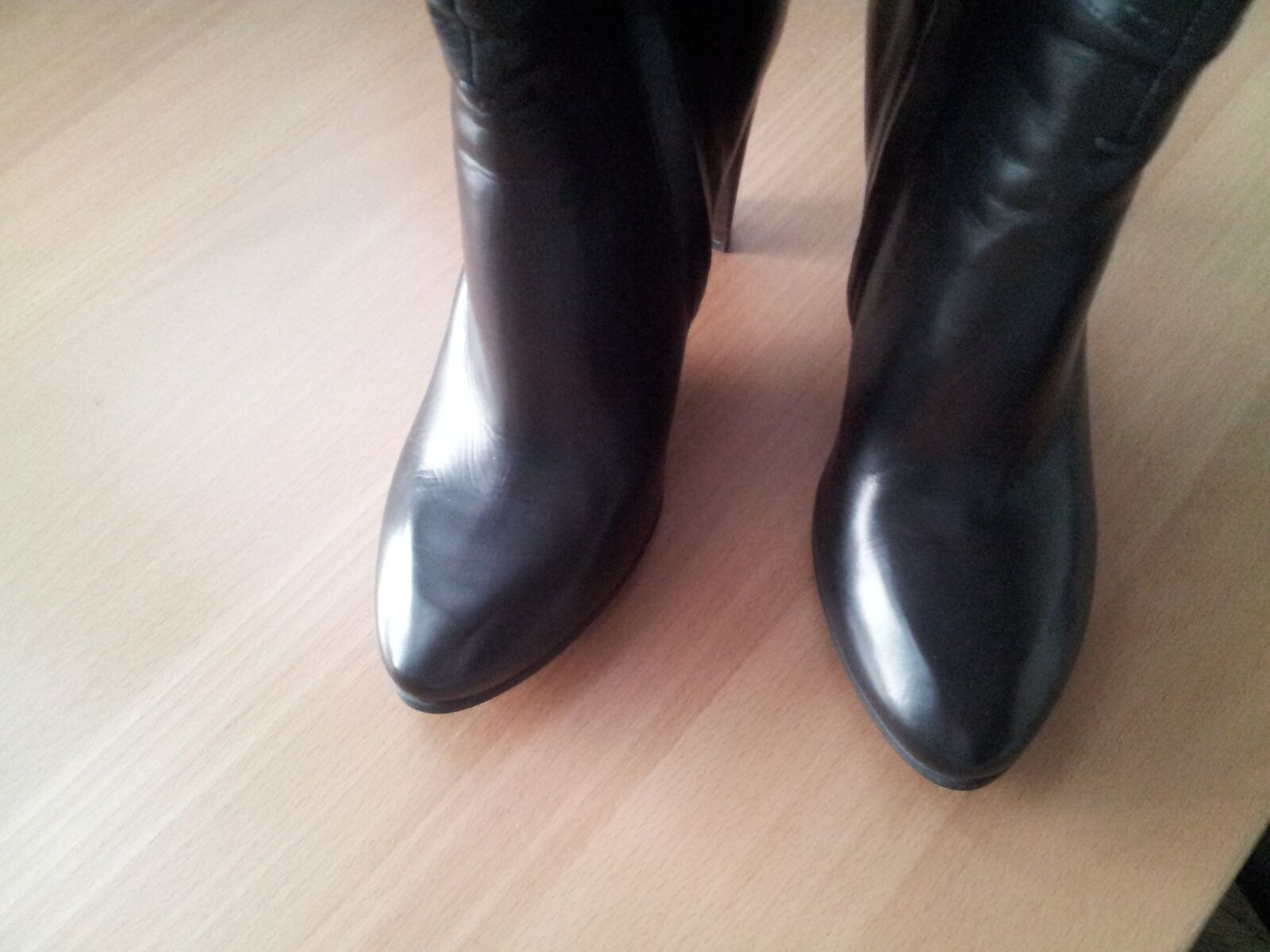 NIB  695 Costume National boots shoes EU38 US 8