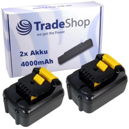 2x Batterie 10,8v 4000mah Li-Ion pour DEWALT dct-411-s1 dct-414-s1 DWM-tcir 20