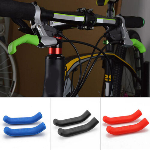 Bicycle Brake Sleeve Handle Cover Bike Brake Lever Protection Non-slip Silicone