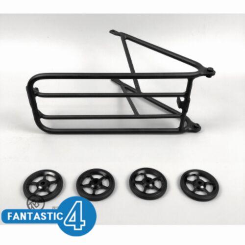 ACE Easy Wheels Standard Type Rear Rack Set for Brompton Bicycle