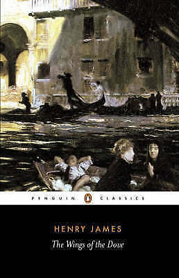The Wings of the Dove (Classics), James, Henry, Excellent Book