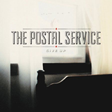 1 of 1 - The Postal Service - Give Up CD