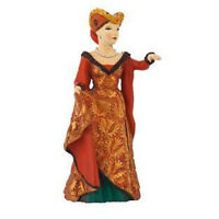 Papo Medieval Fair Lady - Red Toy Figurine 39392